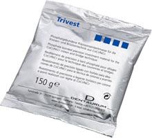 Trivest –  опаковъчна маса с голямо разширение за неблагородни сплави