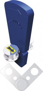 Разширителен винт – Fan type 7 мм.