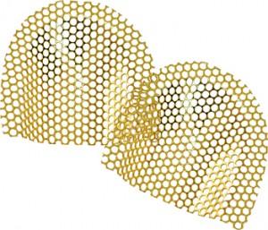Армиращи мрежички – стоманени позлатени (24 карата)